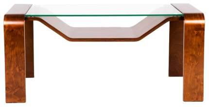 Журнальный столик Мебелик Гурон 1 480 100х57х45 см, вишня