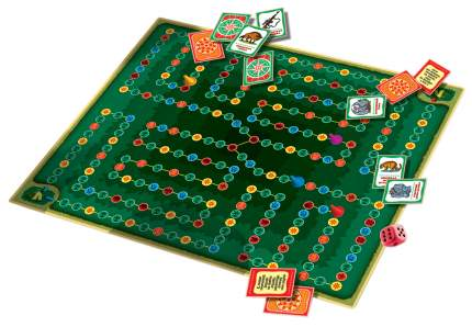 Семейная настольная игра Дрофа-Медиа Чудовище Джио-Джанга