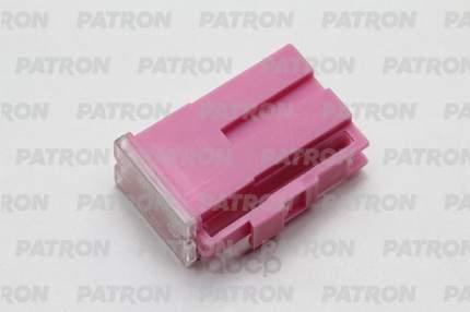 Предохранитель блистер 1шт psb fuse (pal313) 45a розовый 35x18.6x14mm PATRON арт. PFS153