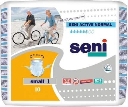 Подгузники для взрослых SENI Active Normal Small, 10 шт.