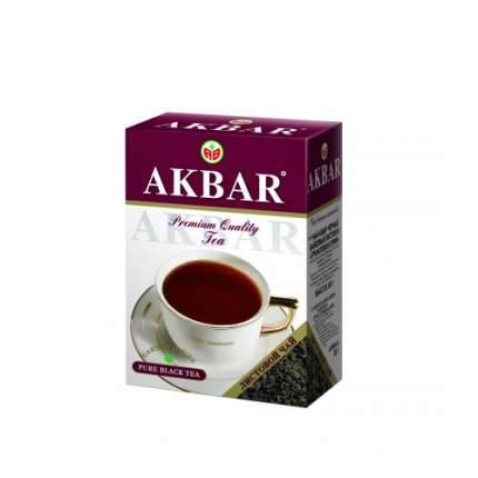 Чай черный Akbar гранатовая серия в пакетиках 80 г