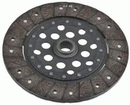 Комплект сцепления Sachs 1864634018