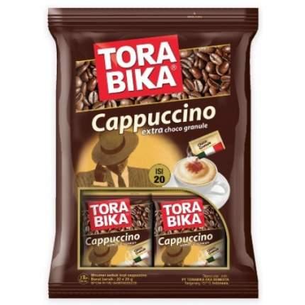 Кофейный напиток капучино ЮТК с шоколадной крошкой 20 пакетиков