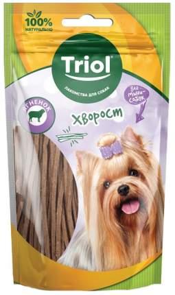 Лакомство для собак Triol, хворост из ягненка, 50г