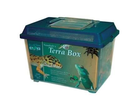 Контейнер для рептилий Namiba Terra, пластик, 18,5 x 14,8 x 11 см