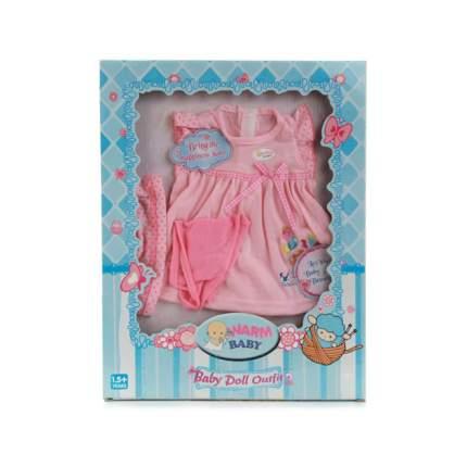 Набор кукольной одежды baby doll outfit B1226880 Shantou Gepai