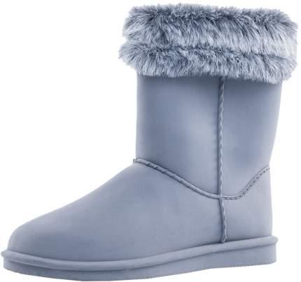 Резиновая обувь для девочек Котофей р.33-34, 766063-44 весна-осень