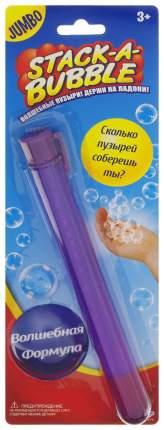 Мыльные пузыри Stack-A-Bubble Застывающие 45 мл