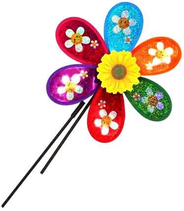 Ветрячок цветок голограмма 28 см Shantou Gepai PW28 3