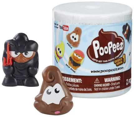 Игровой набор Poopeez Туалетная бумага с двумя фигурками