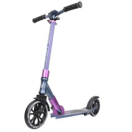 Самокат детский Tech Team Sport 180 серый с фиолетовым