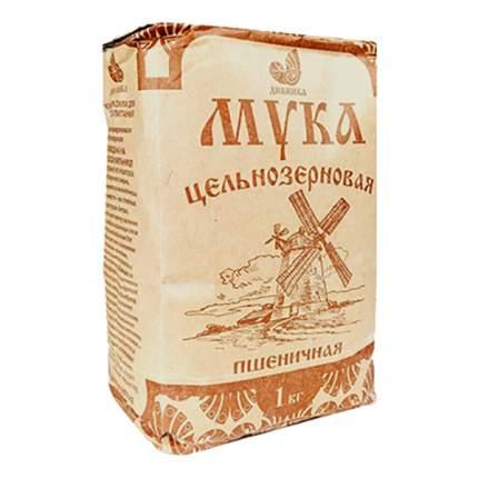 Мука Дивинка пшеничная обойная цельнозерновая 1 кг