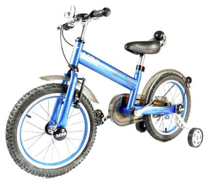 Детский двухколесный велосипед Rastar Mini RSZ1602LA Синий