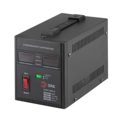 Стабилизатор ЭРА СНПТ-500-Ц