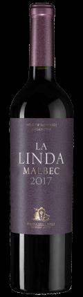 Вино Malbec La Linda, Luigi Bosca, 2018 г.
