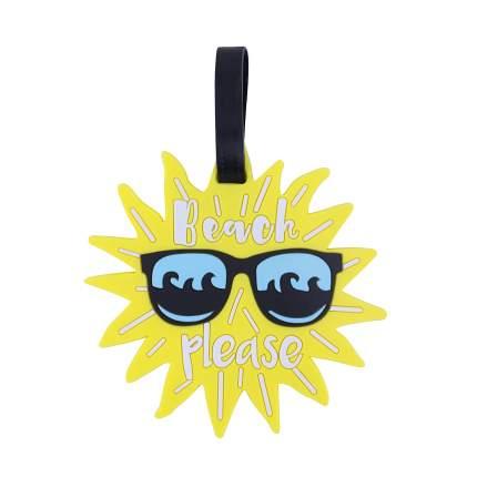Бирка для багажа Kawaii Factory Sunny