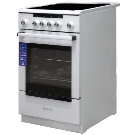 Электрическая плита DeLuxe 506004.13 ЭС White