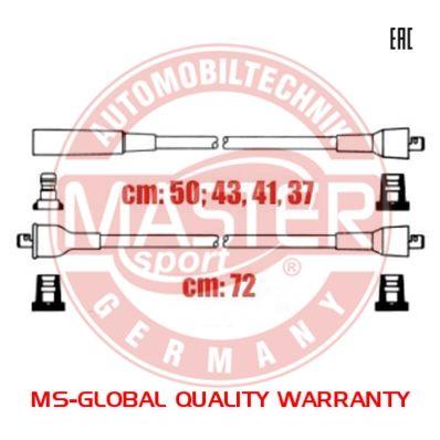 Комплект проводов зажигания MASTER-SPORT 2121-31-SET/5/-MS