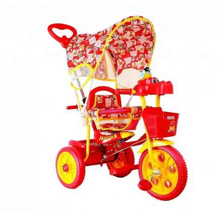 Велосипед детский Jaguar MS-0737 красный