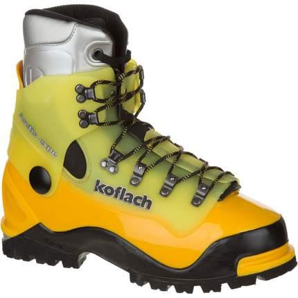 Ботинки Koflach Arctics Expe, yellow, 12.5 UK