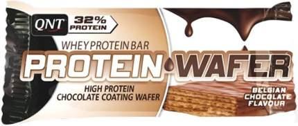 QNT Protein Wafer 35g (35 гр.), Бельгийский шоколад