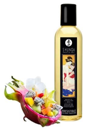 Массажное масло Shunga Irresistible Asian Fusion с ароматом азиатских фруктов 250 мл