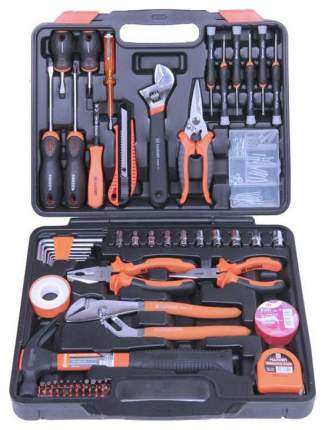 Набор инструментов слесарно-монтажный универсальный HARDEN 510262, 62 предмета