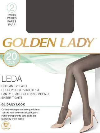 Колготки Golden Lady LEDA 20, fumo gld, 4/L