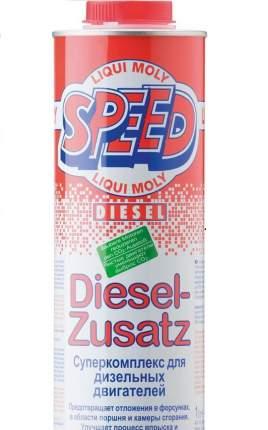 LiquiMoly Комплексная присадка в дизтопливо Speed Diesel Zusatz (1л)