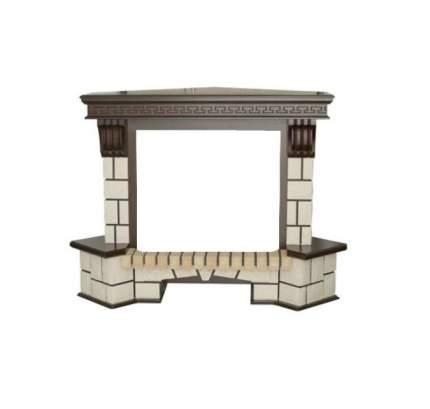 Портал из камня для камина Real-Flame STONE NEW CORNER 26/HL