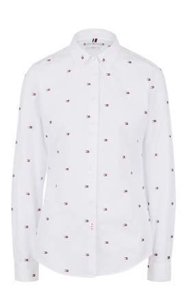 Блуза женская Tommy Hilfiger белая 46