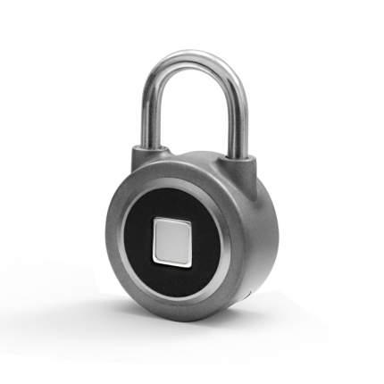 Умный замок Nokelock GLS Bluetooth+Fingerprint GLS-U-Bt_F-silver