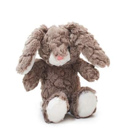 Мягкая игрушка Teddykompaniet кролик Санни, серый, 16 см,2775