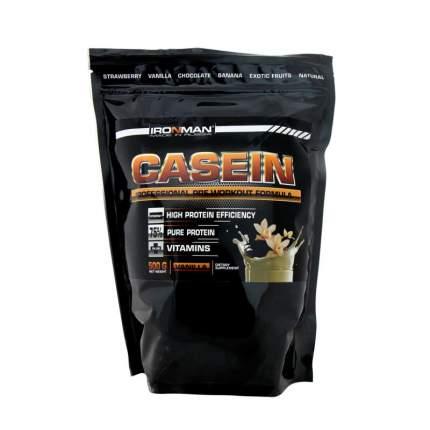 Протеин Ironman Casein 500 г Vanilla