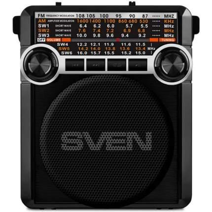 Радиоприемник Sven SRP-355 Black