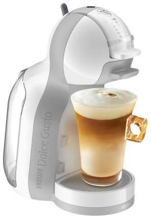 Кофемашина капсульного типа Krups Mini Me KP120110 White/Grey
