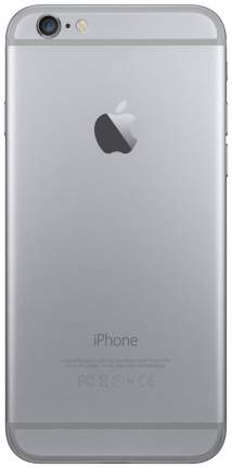 Смартфон Apple iPhone 6 Plus 128Gb Space Gray (MGAC2RU/A)