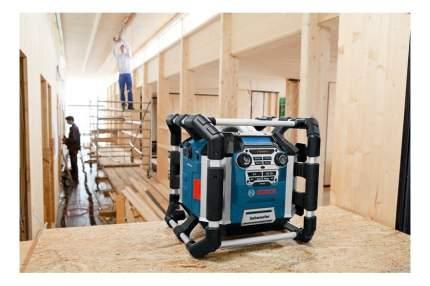 Аккумуляторный радиоприемник для стройплощадки Bosch GML 50 601429600