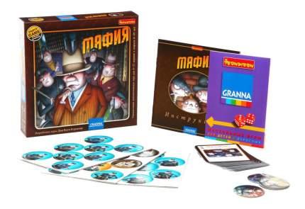 Настольная игра Bondibon мафия