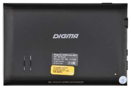 Автомобильный навигатор Digma All drive 401