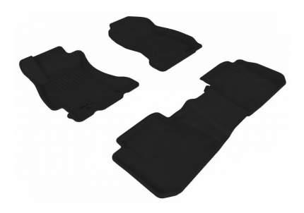 Комплект ковриков в салон автомобиля SOTRA для Subaru (ST 74-00522)