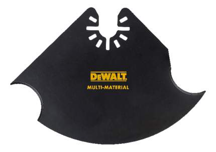 Многофункциональный нож для реноватора DeWALT DT20712-QZ