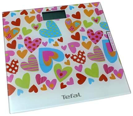 Весы напольные Tefal Classic Agatha Ruiz de la Prada PP1121 Разноцветный