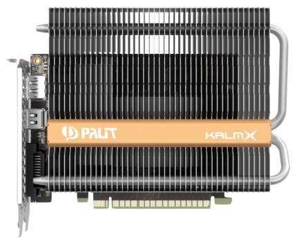 Видеокарта Palit KalmX GeForce GTX 1050 Ti (PA-GTX1050Ti KalmX 4G)