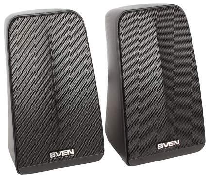 Колонки для компьютера Sven 380 Black