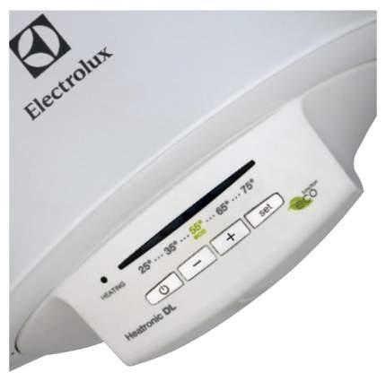 Водонагреватель накопительный Electrolux EWH 100 Heatronic DL DryHeat white