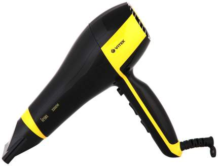 Фен Vitek VT2295Y Black/Yellow