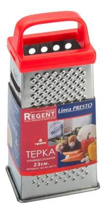 Терка Regent inox 23 см универсальная четырехгранная