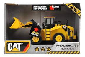 Бульдозер Toystate CAT