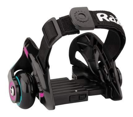 Ролики на обувь Razor Jetts, цвет Пурпурный
